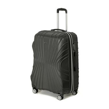 Travelsoft Valiz Siyah